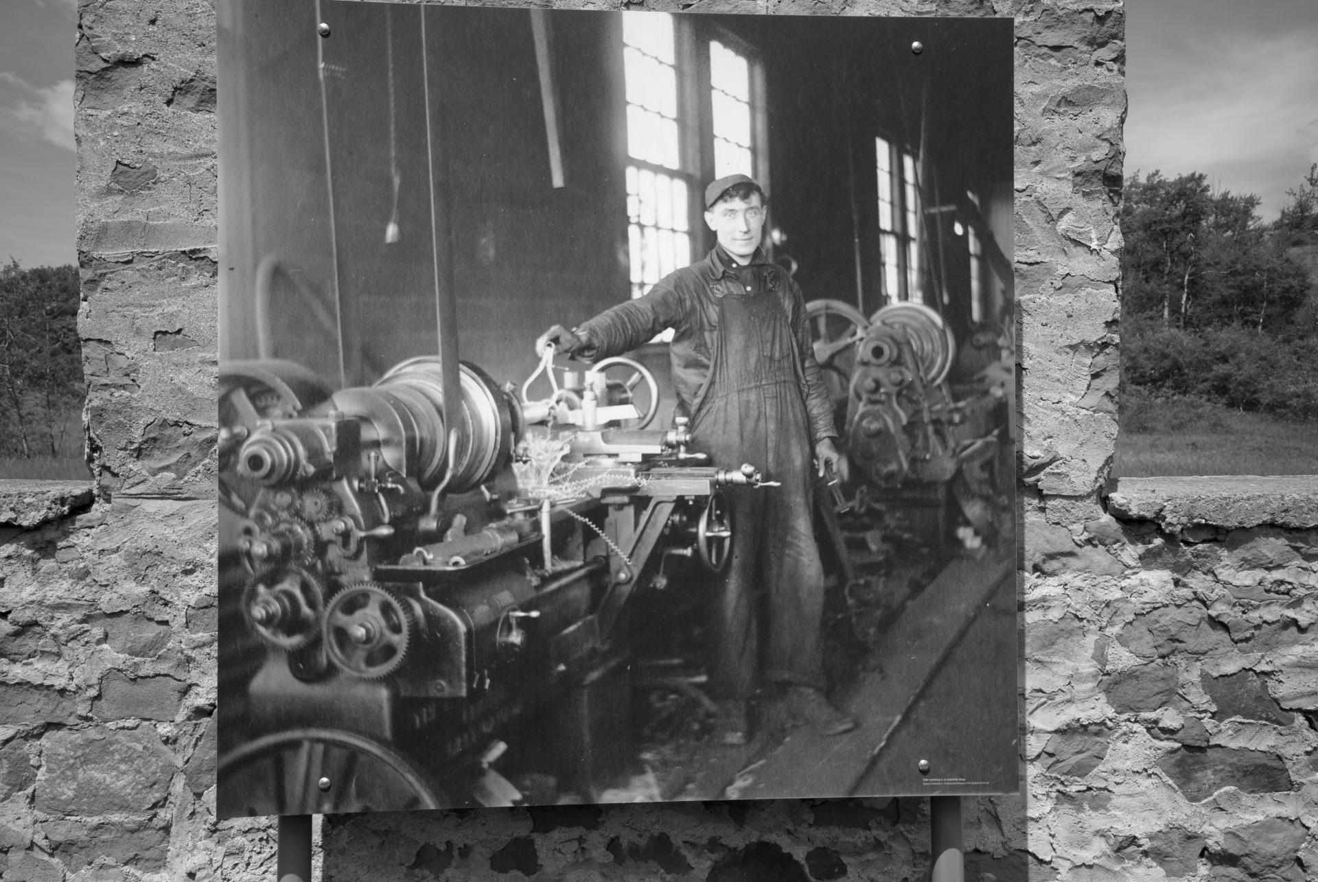 Pictures Within The Powerhouse