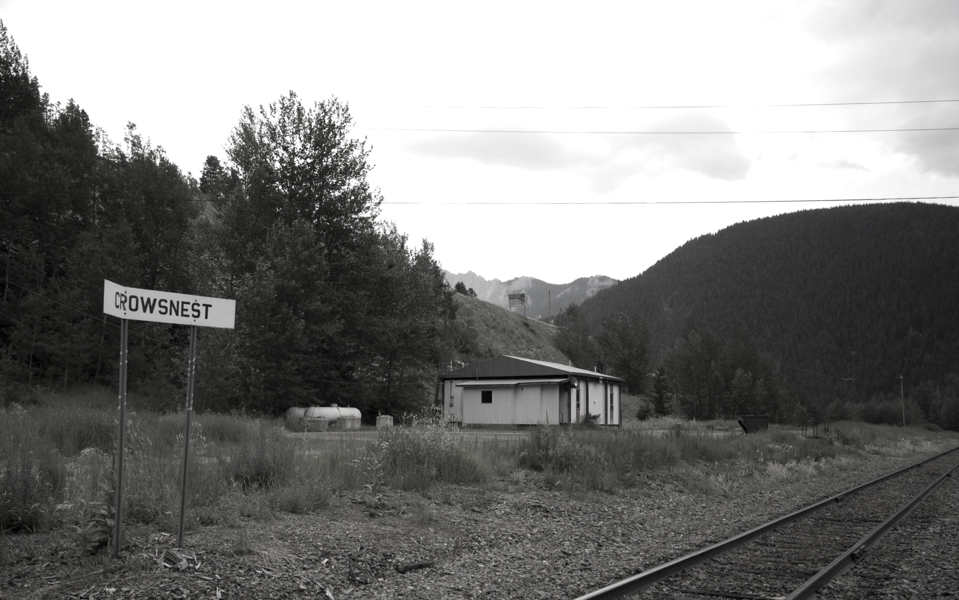 Crowsnest Station