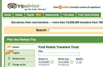Essential Travel Tip - Read Traveler Reviews