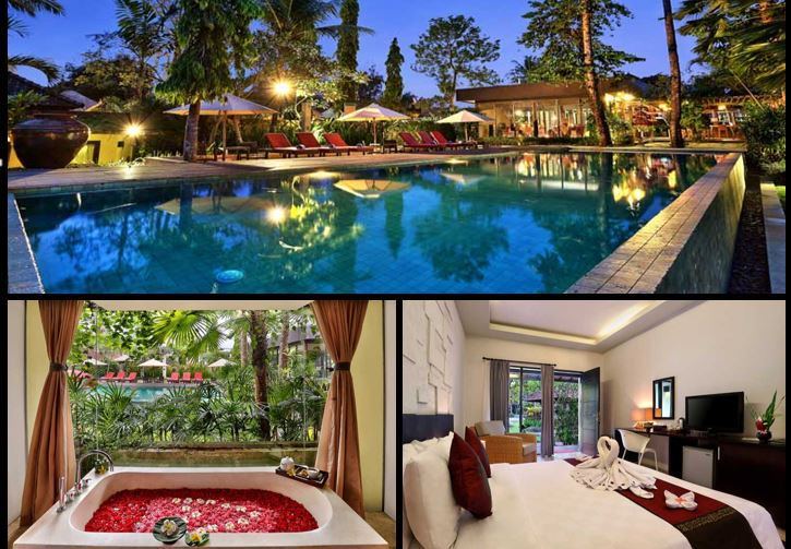 Bali $946 PP incl flights and hotels