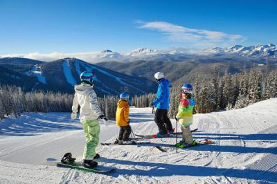 Spring Break Family Ski Trip $670 PP