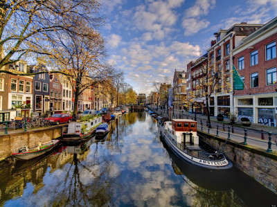 $1115PP Amsterdam, incl flights from Houston