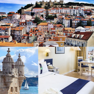Lisbon - 8 nts, Spring Break $999 incl flights