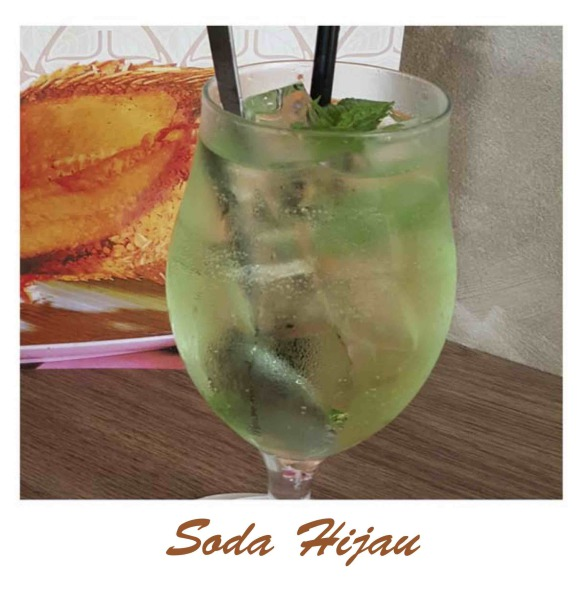 Pondok Gurame Soda Hijau