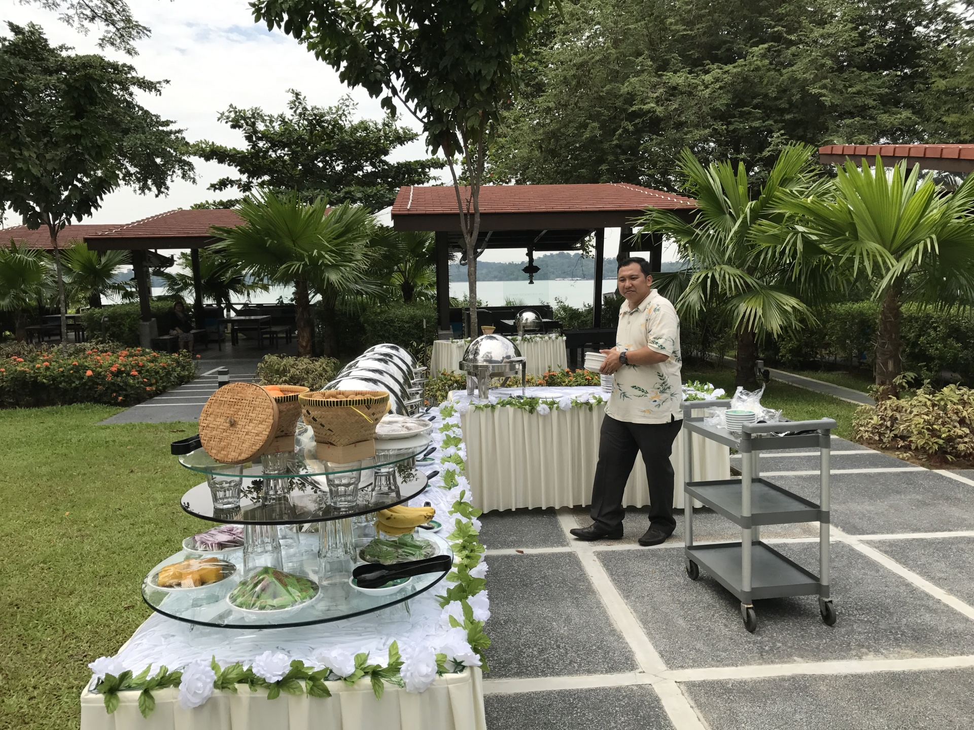 Pondok Gurame Buffet Line Ground Floor