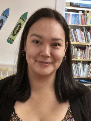 Katie Nachbaur New Beginnings Coordinator