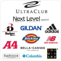 Next Level, comfort colors, Gildan, Hanes, Dickies, screen print, digital print, Knoxville, TN, USA, oak ridge, Farragut