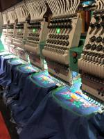 embroidery, monograms, logos, advertising, knoxville, TN, school, team, thread,