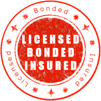 Licensed Bonded & Insured