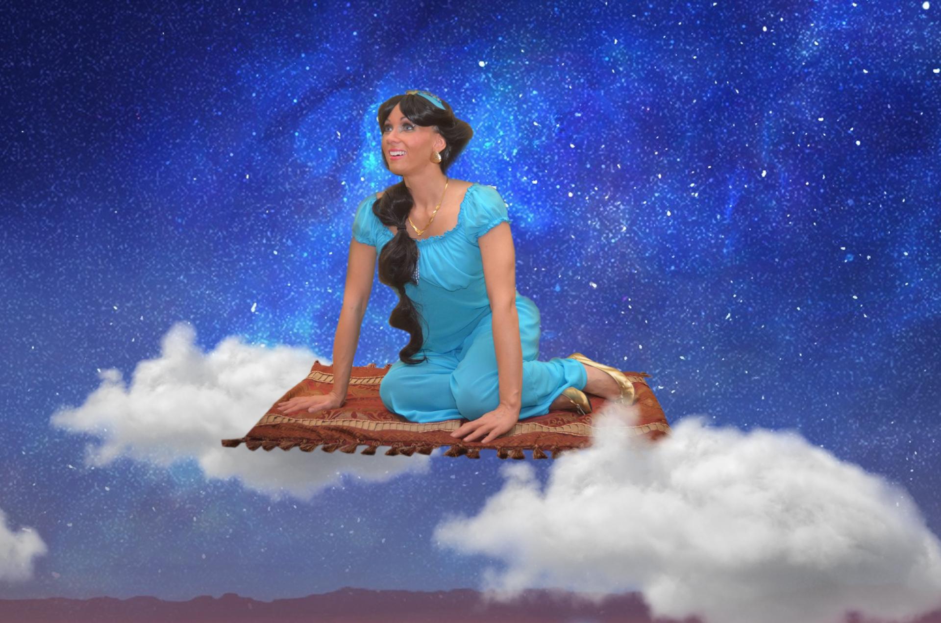 Aladdin's Princess