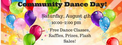 Community Dance Day!