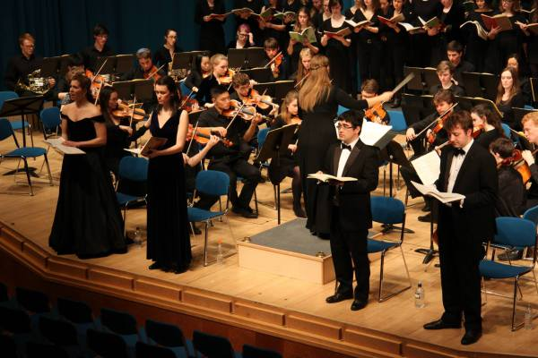 MagSoc Chorus and Symphony Orchestra Dec 2014