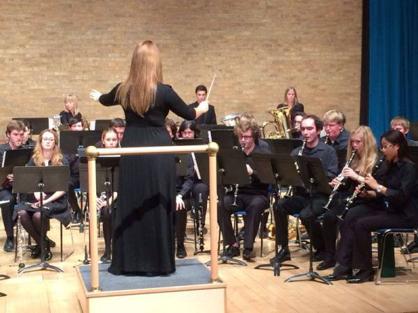 Cambridge University Wind Orchestra 2014