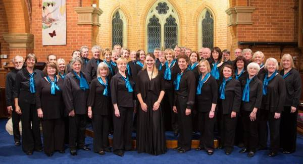 Reading A440 Choir October 2016