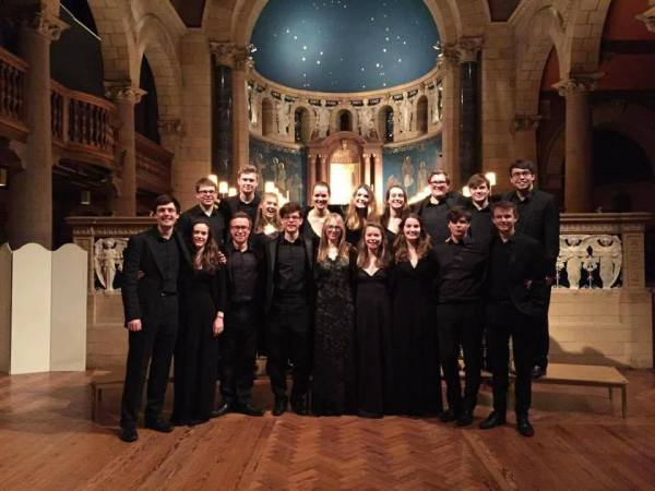 Cambridge Fundraising Choir January 2017