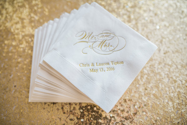 Light gold sequin overlay closeup  Photo credit: Amanda Summers Photography