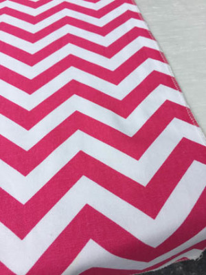 Chevron Runner - Hot Pink