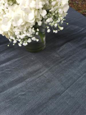 Metallic Weave -  Gray (green undertones)