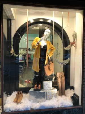 Window Display- Posh Boutique