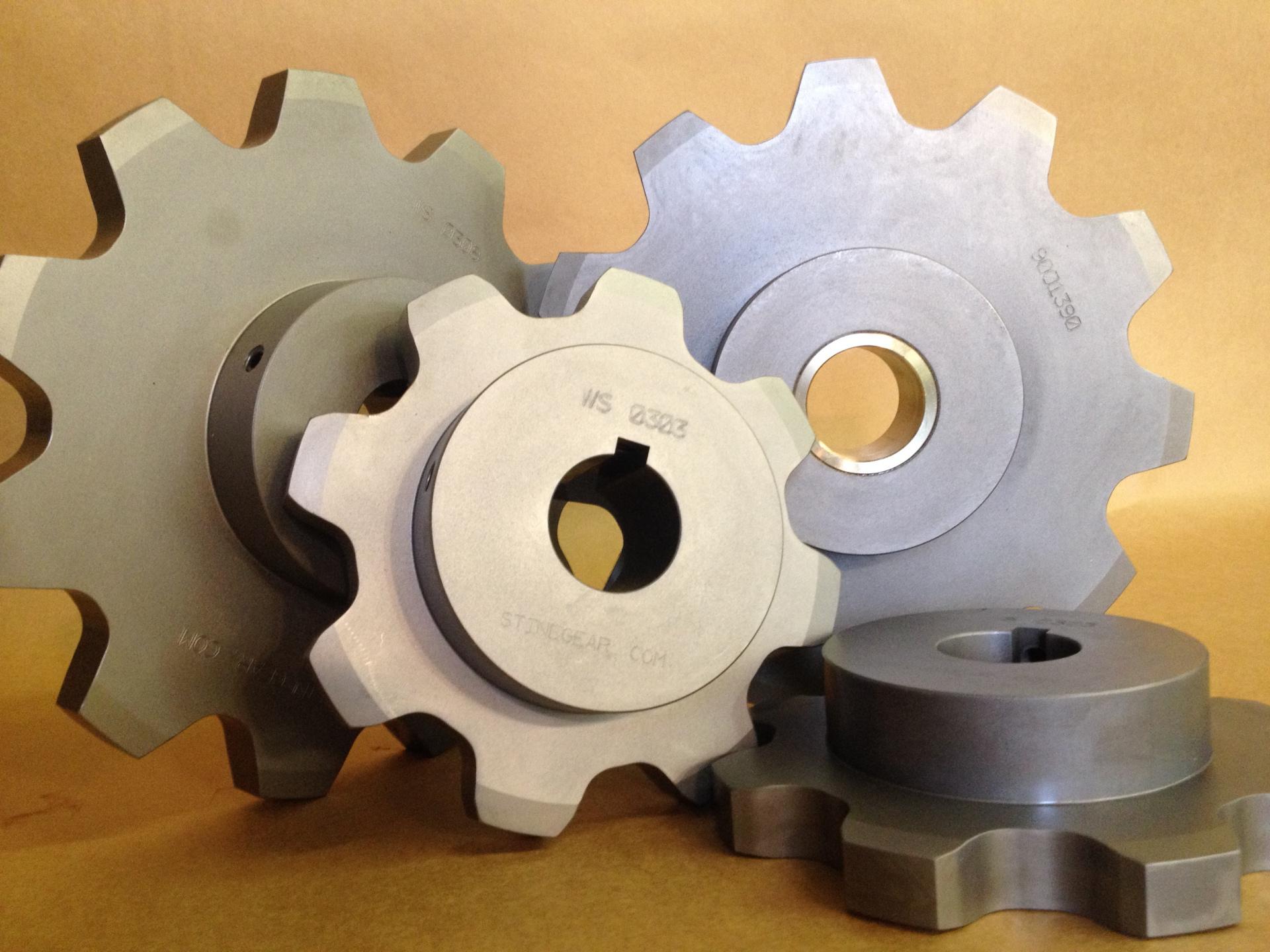 Stine Gear Spur Gears