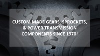 Stine Gear: Custom Gears, Sprockets, and Power Transmission Components since 1970