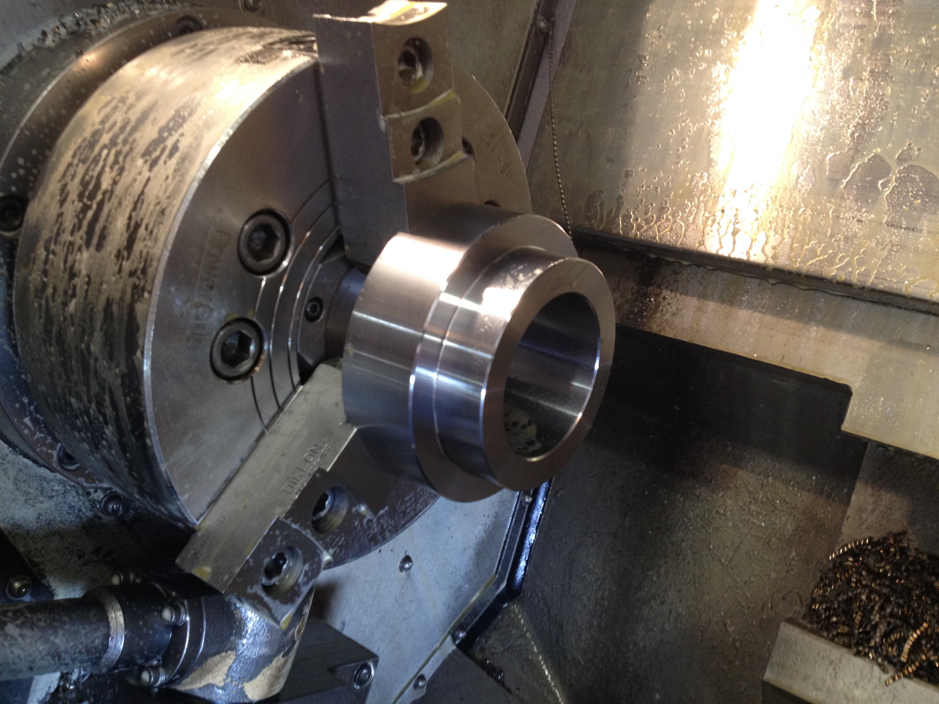 Stine Gear uses many types of machines to cut gears of all types.