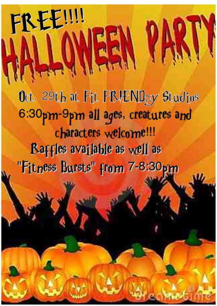 FFS Halloween Party 2014