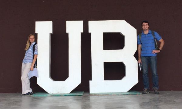 UD to UB