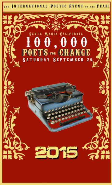 100,000 Poets for Change Santa Maria Valley