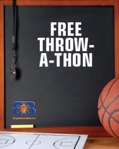 Terminators Select Basketball Free-Throw-A-Thon