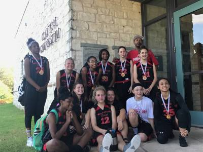 2nd Place in the Heat of Texas Tournament!