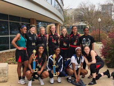 2nd in the HoopPlay USA Tournament