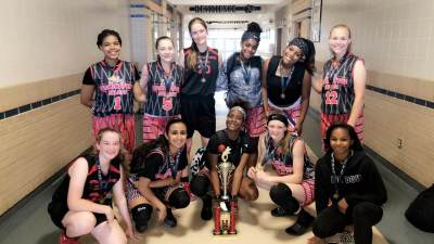 2nd in Spring Jam 2018 Tournament