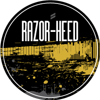 Razor-Head - Iconoclast LP