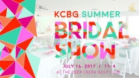 KCBG Summer Bridal Show Tickets