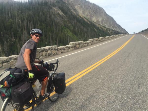 Bicycle Around America