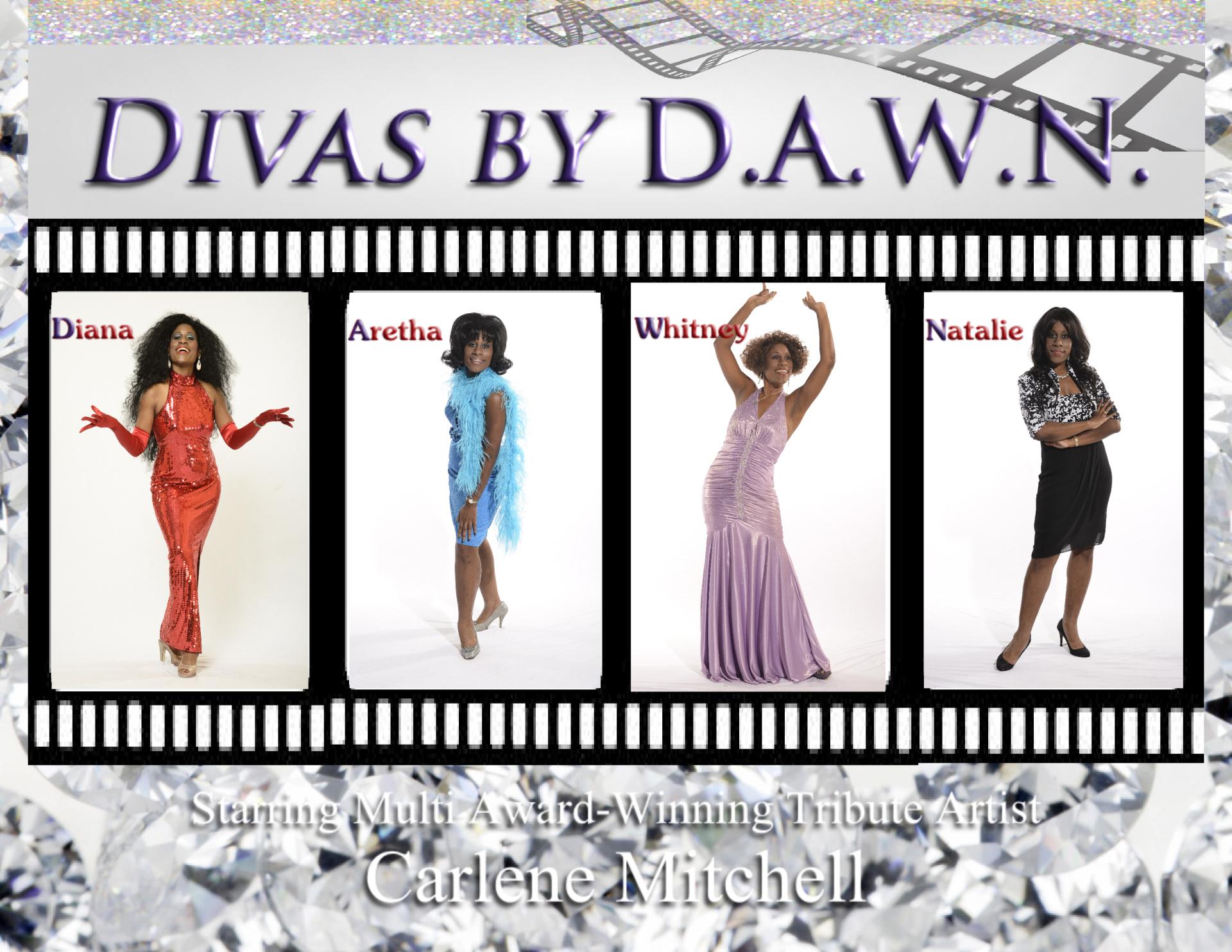 Divas by D.A.W.N.