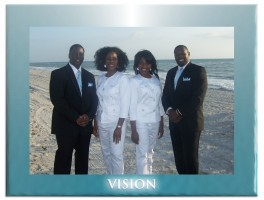 VISION (Inspirational Vocal Quartet)