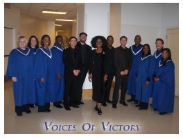 VOICES OF VICTORY