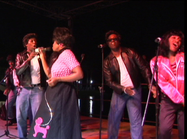 A Taste Of Doo Wop- Tribute To The 1950's