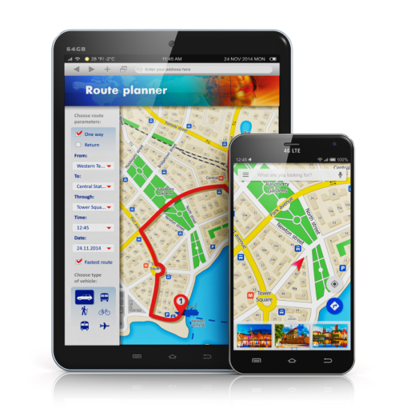 GPS Navigation for IT (Mission Assurance)