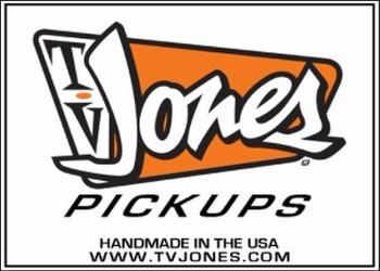 TV Jones Pickups logo