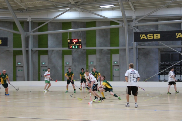 Christchurch Quake Floorball Club
