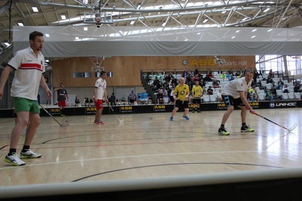 Christchurch Quake Floorball Club