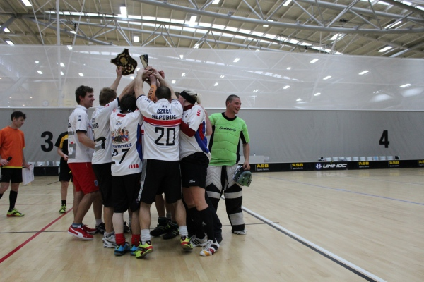 Wellington Floorball Open 2014