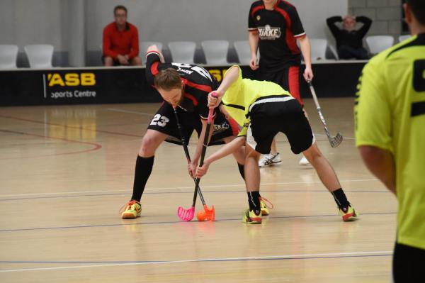Wellington Floorball Open 2015