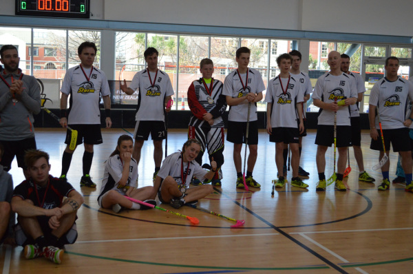 Christchurch Floorball Open 2016
