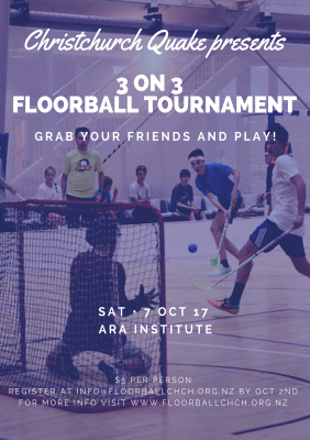 3on3 Tournament