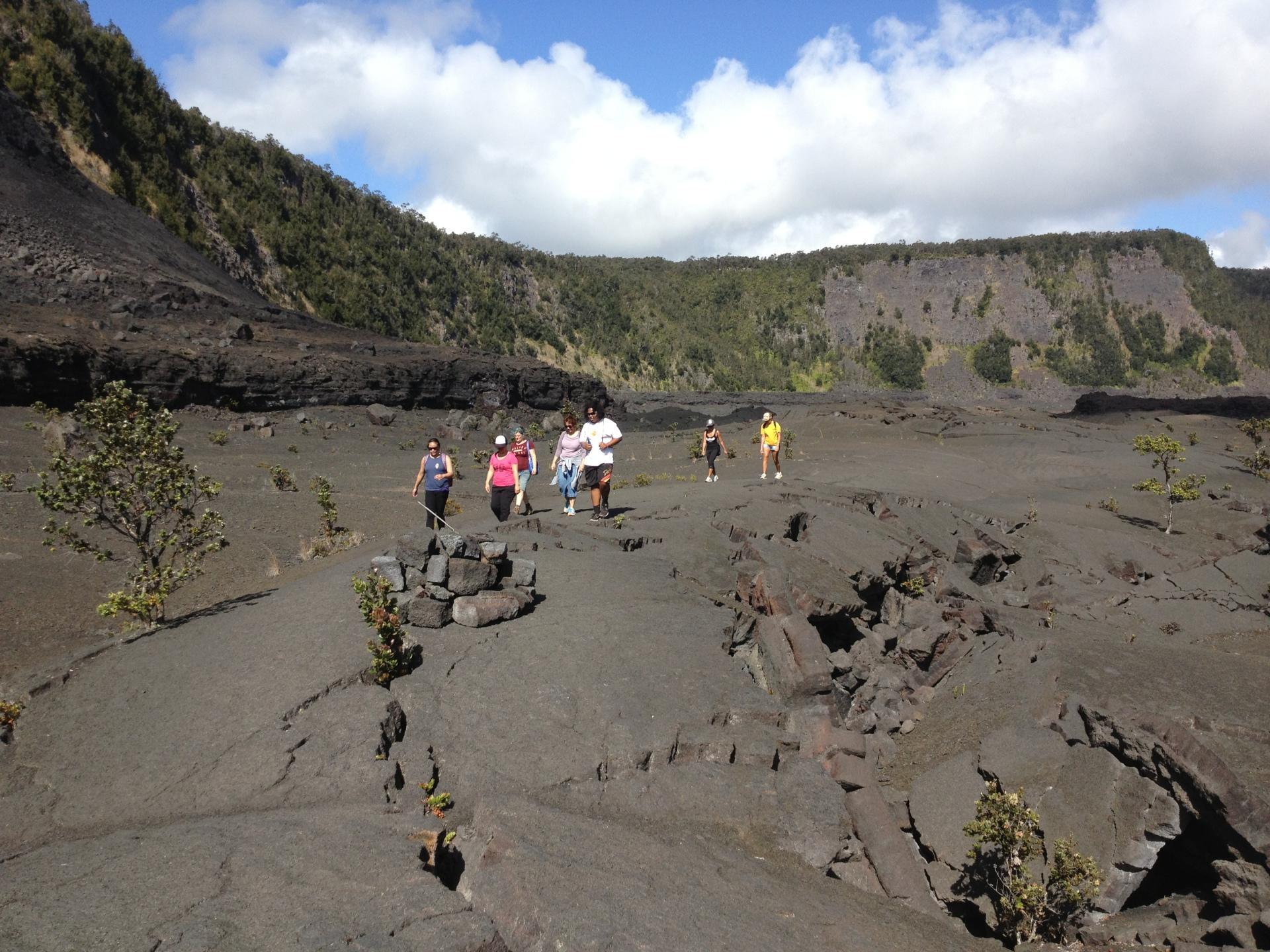 Fall 2015 huakaʻi for Hawaiʻi Island