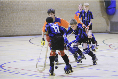 COTTENHAM ROLLER HOCKEY
